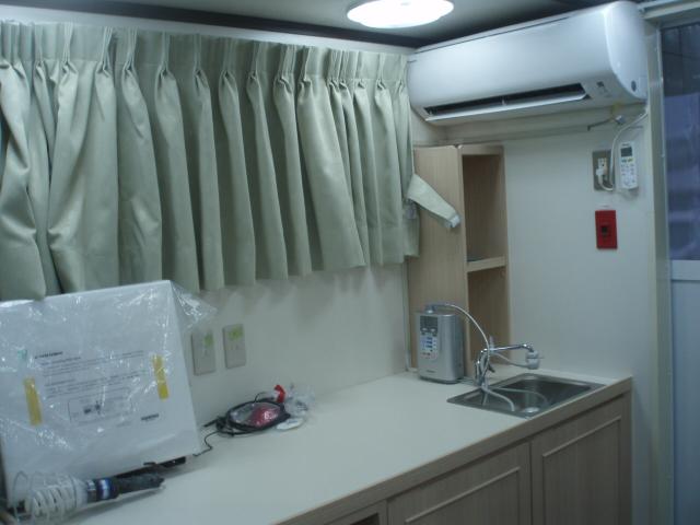 千葉県多目的船 ふさなみ 調査室